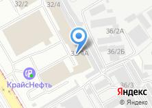 Компания «ДжиТи-Центр» на карте