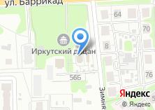Компания «Иркутская община буддийской традиционной Сангхи России» на карте
