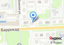 Компания «Участковый пункт полиции №3 6 отдел полиции» на карте