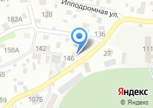 Компания «СибПожАудит» на карте