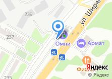 Компания «Автостоянка на Байкальской» на карте