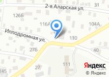 Компания «Аттис» на карте