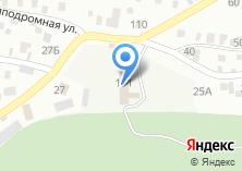 Компания «Межрегиональная Сибирская Конная ветеринарная ассоциация» на карте