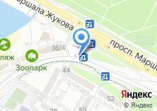 Компания «На проспекте» на карте