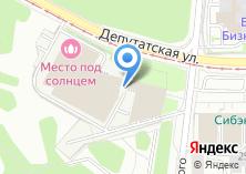 Компания «Строящееся административное здание по ул. Ширямова» на карте