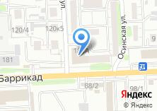 Компания «AJS» на карте