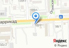 Компания «АтехникА» на карте