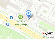 Компания «Федерация детско-юношеского туризма Иркутской области» на карте
