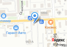 Компания «Japan car» на карте