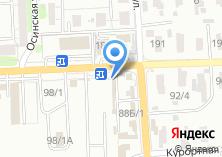 Компания «Ставролит» на карте