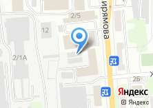 Компания «АВТОГИР» на карте