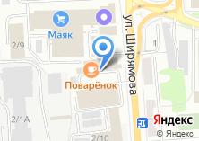 Компания «Зоомаркиза» на карте