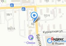 Компания «ИмпЭксГруп» на карте