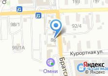 Компания «АвтоРио» на карте