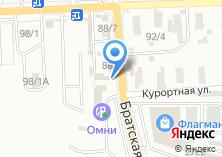Компания «Омни» на карте
