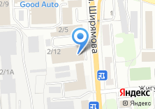 Компания «Банкомат» на карте