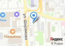 Компания «АвтоКореяБус» на карте