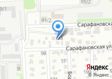 Компания «Гамма-Комфорт» на карте