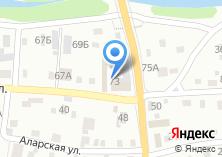 Компания «STA» на карте