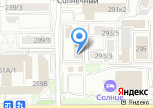 Компания «888» на карте