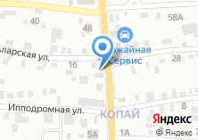 Компания «12 VOLT» на карте