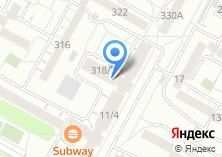Компания «Адвокатский кабинет Саляхутдинова Ю.Ф» на карте