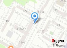 Компания «ИркутскБизнесКопия» на карте
