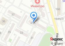 Компания «Общежитие ИГМУ» на карте