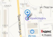Компания «АЗС Премиум» на карте