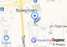 Компания «БензоЭлектроМастер» на карте
