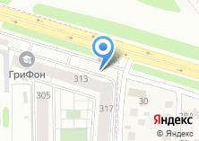 Компания «Строящееся административное здание по ул. Байкальская» на карте