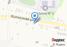 Компания «Старт+» на карте