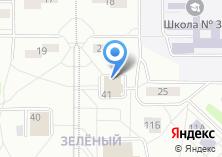 Компания «Класс-Пром» на карте