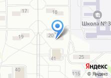 Компания «Ассоциация Таксистов Иркутской области» на карте