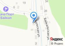 Компания «Коттедж на Байкале» на карте