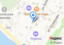 Компания «Байкал1» на карте