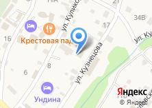 Компания «Байкальская сказка» на карте