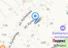 Компания «Даурия» на карте