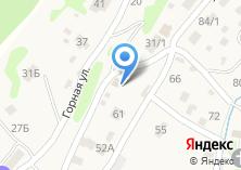 Компания «Домики туриста» на карте