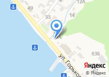 Компания «Пятый океан» на карте