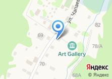 Компания «Art Gallery» на карте