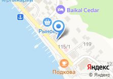 Компания «Ангарская волна» на карте