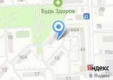 Компания «Монарх» на карте