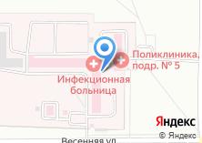Компания «Краевая клиническая инфекционная больница» на карте