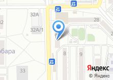 Компания «Общежитие №2» на карте