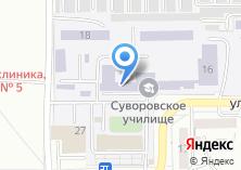 Компания «Древомир» на карте