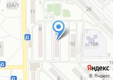 Компания «Черновская автошкола» на карте