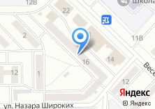 Компания «Фигурия» на карте