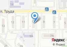Компания «УЛДУЗ» на карте