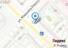 Компания «Жар-Пицца» на карте